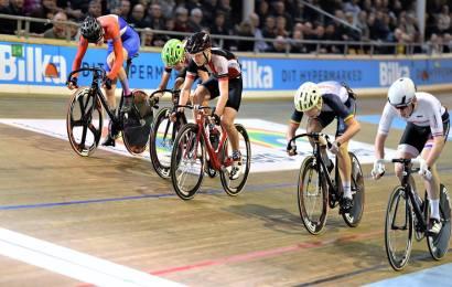 Dansk U17 etapesejr i Berlin