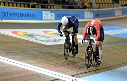 Den danske mester trives på sprinterskole i Aigle