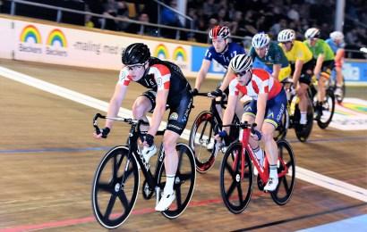 Marc Hester skal køre med stærk irsk rytter i 6-dagesfinalen