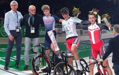 Danske ryttere markerer sig fortsat i U17 løbet i Berlin