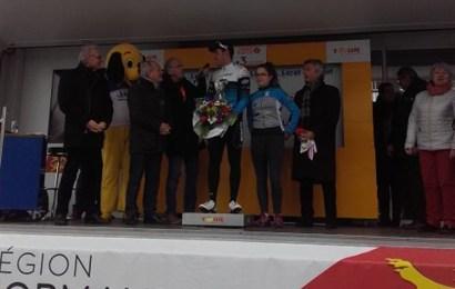 Dansk andenplads på 4. etape i Normandiet Rundt