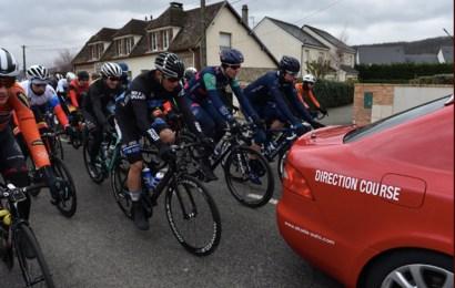Tredjeplads til Nicolai Brøchner på anden etape i Normandiet