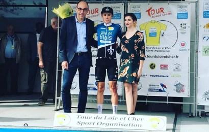 Fem danskere i top-10 i Frankrig