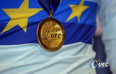 Belgisk EM guld i parløb. Dansk syvendeplads