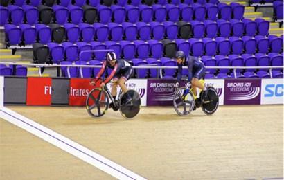 Pæne resultater af dansk sprinter i Glasgow