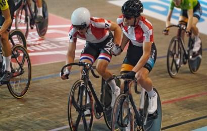 Danske par på tredje- og fjerdepladsen efter første døgn af U23 løbet i Gent