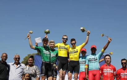 Danskere endte på podiet i anden udgave af Afrikas første 6-dagesløb