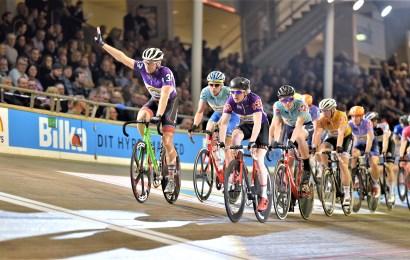 Fredag er der cykelfest i Ballerup Super Arena