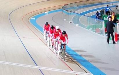 Otte danskere udtaget til bane-VM