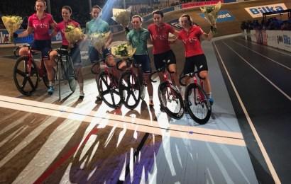 Suveræn britisk sejr i dansk UCI-løb