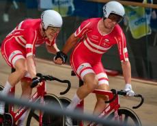 Danmark suverænt i spidsen af den olympiske parløbs rangliste