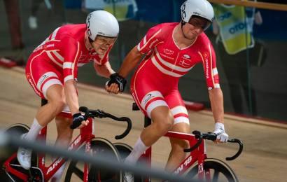 Holland bedste nation ved bane-VM. Danmark vandt medaljer i tre OL-discipliner
