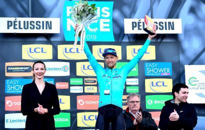 Se Magnus Cort vinde 4. etape af Paris-Nice her