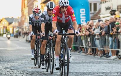 Den danske mester med i Lyngby CCs jubilæumsløb den 1. juni