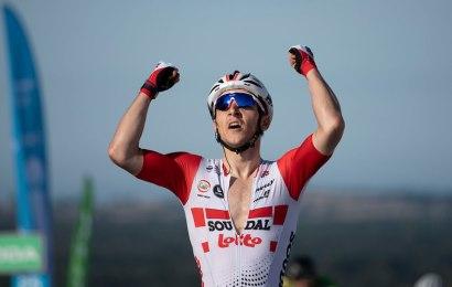 Belgisk sejr på Asnæs Indelukke. Niklas Larsen i førertrøjen