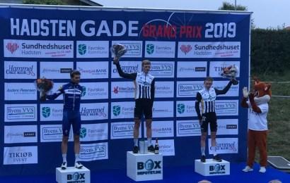 Coloquick-sejr i Hadsten Grand Prix
