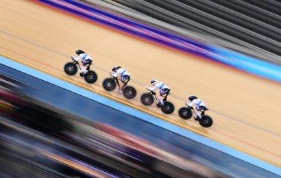 Verdensrekord af Frankrig. Danmark startede ikke!