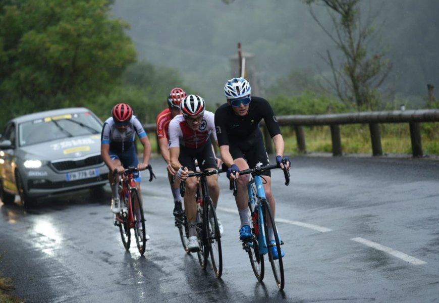 Dansk etapeandenplads i Tour de l'Avenir