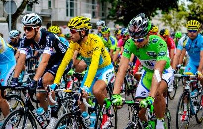 Sagan tager det med ro efter Tour de France