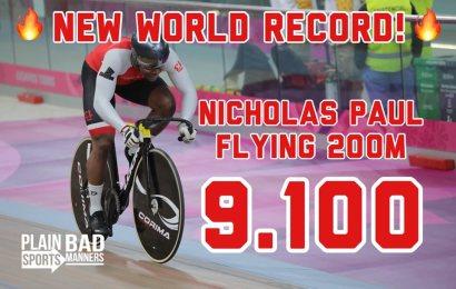 Ny verdensrekord i 200 meter flyvende