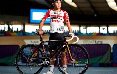 Australsk sprinterstjerne skal debutere i Londons 6-dagesløb