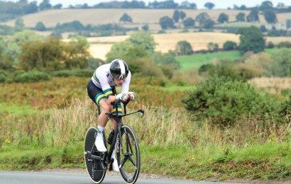 Rohan Dennis verdensmester i enkeltstart