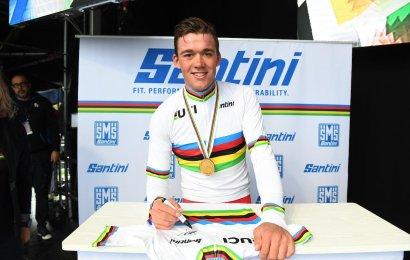 Mads Pedersen blev Danmarks første verdensmester