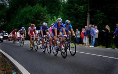 Sådan træner du som en Tour de France-deltager