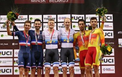 Danmark fjerdebedst i Minsk. Holland bedste nation