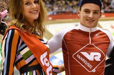 Se Oliver Wulff Frederiksen vinde omgang på tid i Gent