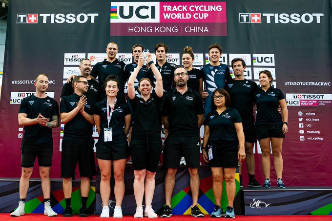New Zealand bedst ved World Cup i Hong Kong