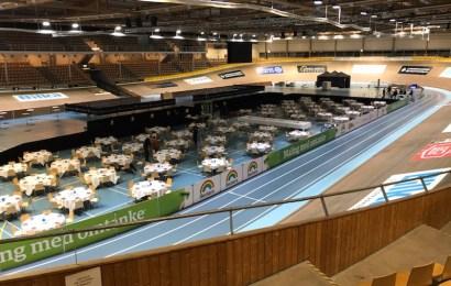 Ballerup Super Arena klar til cykelfest