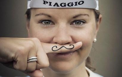 Trine Schmidt går Fausto Coppi-style
