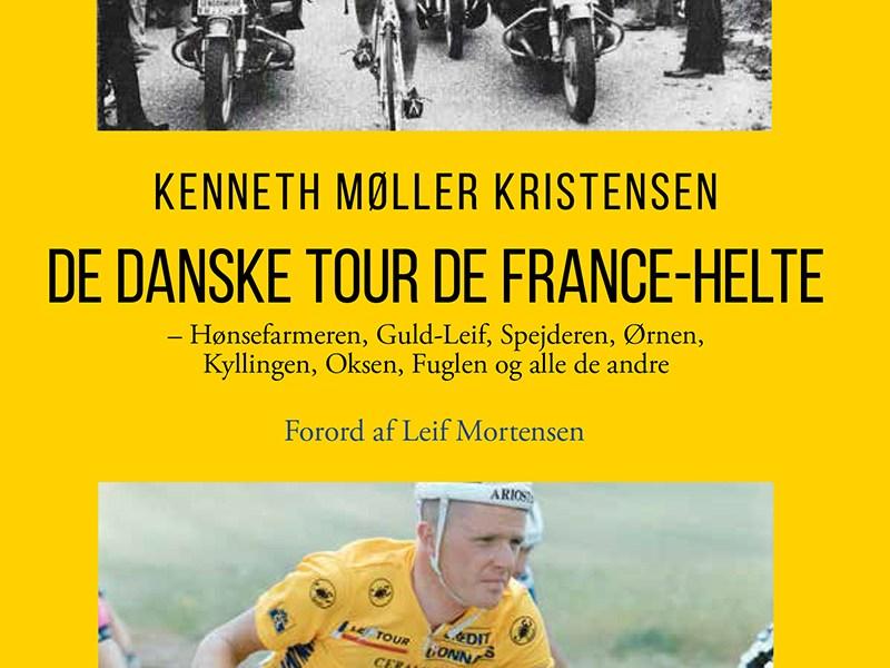 Ny dansk Tour de France bog udkommer den 6. juli
