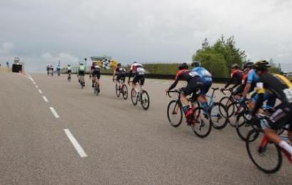 Cykelløb kørt i Tyskland
