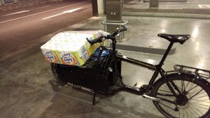 Cargo-drive