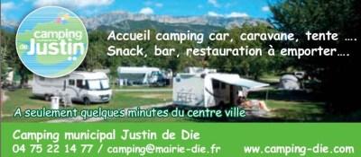 Camping Municipale de Die