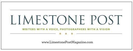 Limestone Post - Bloomington, Indiana