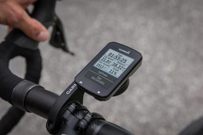 Comment insérer une trace GPS sur Garmin EDGE