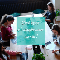 Enquête type d'entrepreneure