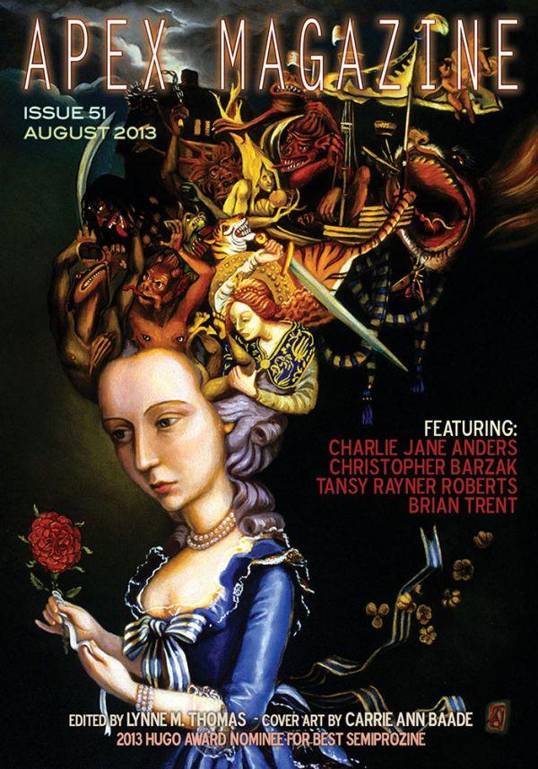 Apex #51, August 2013