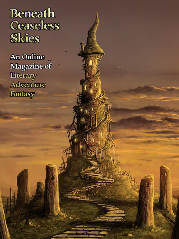 Beneath Ceaseless Skies #133, October 31, 2013