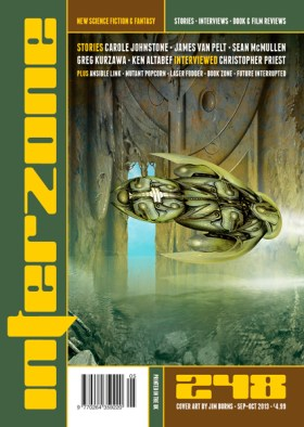 Interzone #248, September/October 2013