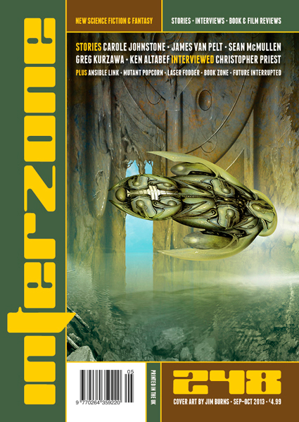 Interzone #248, September/October 2013