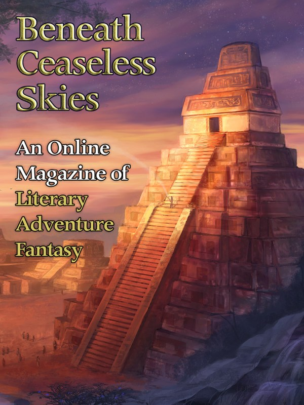 Beneath Ceaseless Skies: #158, October 16, 2014