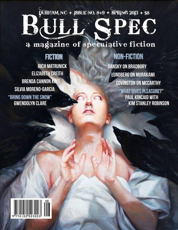 Bull Spec #8+9, Spring 2013