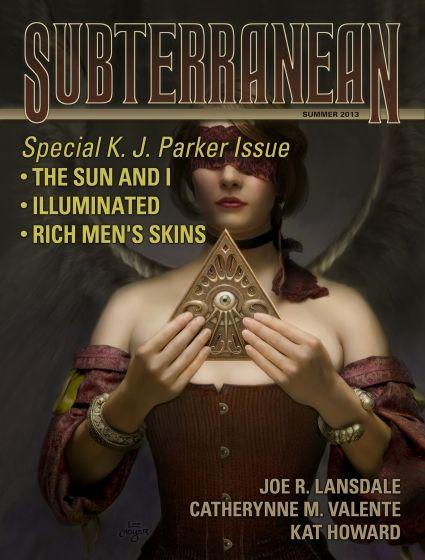 Subterranean Online, Summer 2013