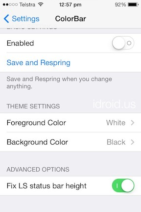colorbar-free-cydia-tweak