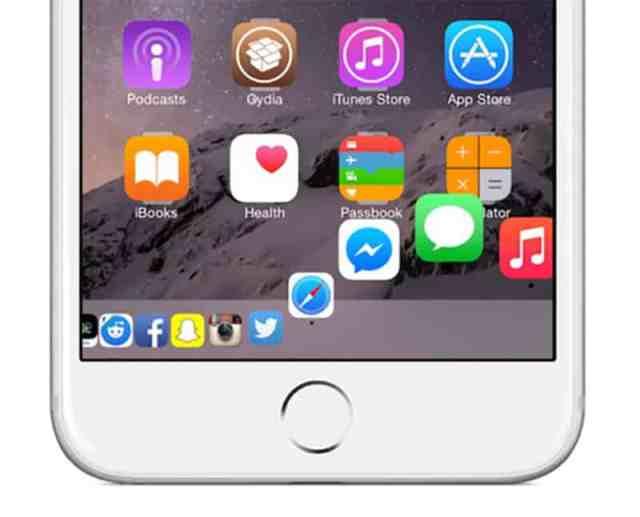 harbor cydia tweak for iOS 8.1.2