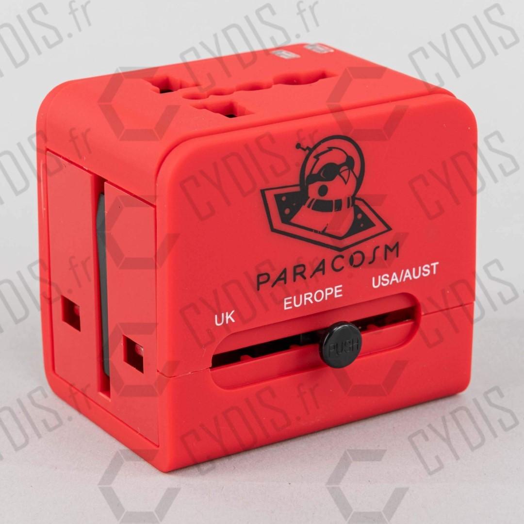 Adaptateur international scanner PX-80